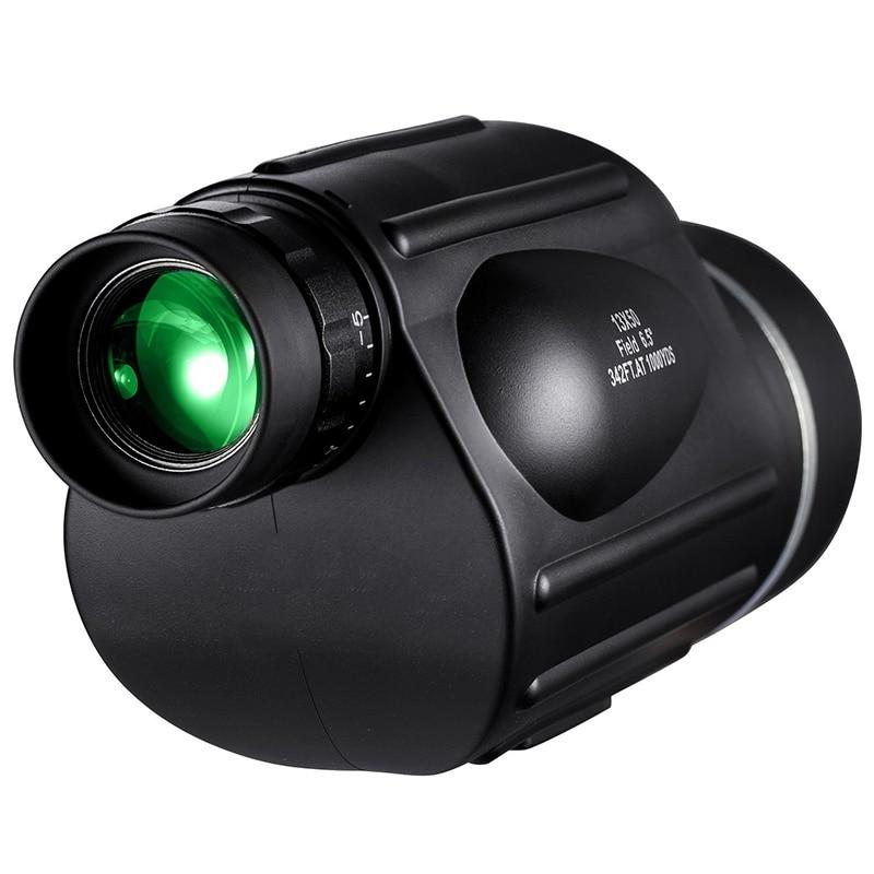 13x50 binoculars with Waterproof and dustproof rangefinder Binoculars telescope distance meter type monocular outdoor 114m 1000m