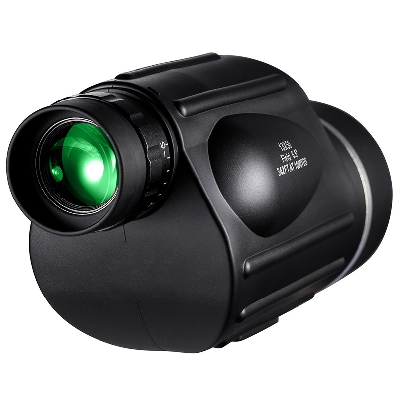 13x50 binoculars with Waterproof and dustproof rangefinder Binoculars telescope distance meter type monocular outdoor 114m/1000m