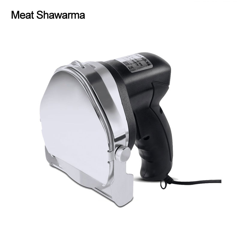 Meat Shawarma Automatic Electric Doner Kebab Slicer for Shawarma 110V-240V Kebab Slicer Gyros Knife Quality fast delivery professional electric shawarma doner kebab knife kebab slicer gyros knife gyro cutter 2 blades