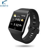 Multifunctional smart band heart rate blood oxygen smart bracelet stopwatch sportwatch gps map buisness watch pk fit bit mi fit