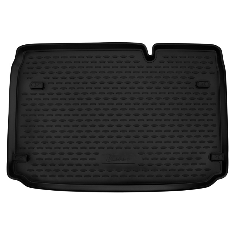 цена на Car Auto Rear Boot Cargo Liner Trunk Floor Mat Carpets Luggage Tray Mats Pad Mat Carpet For Ford EcoSport 2018 2019 Car Styling