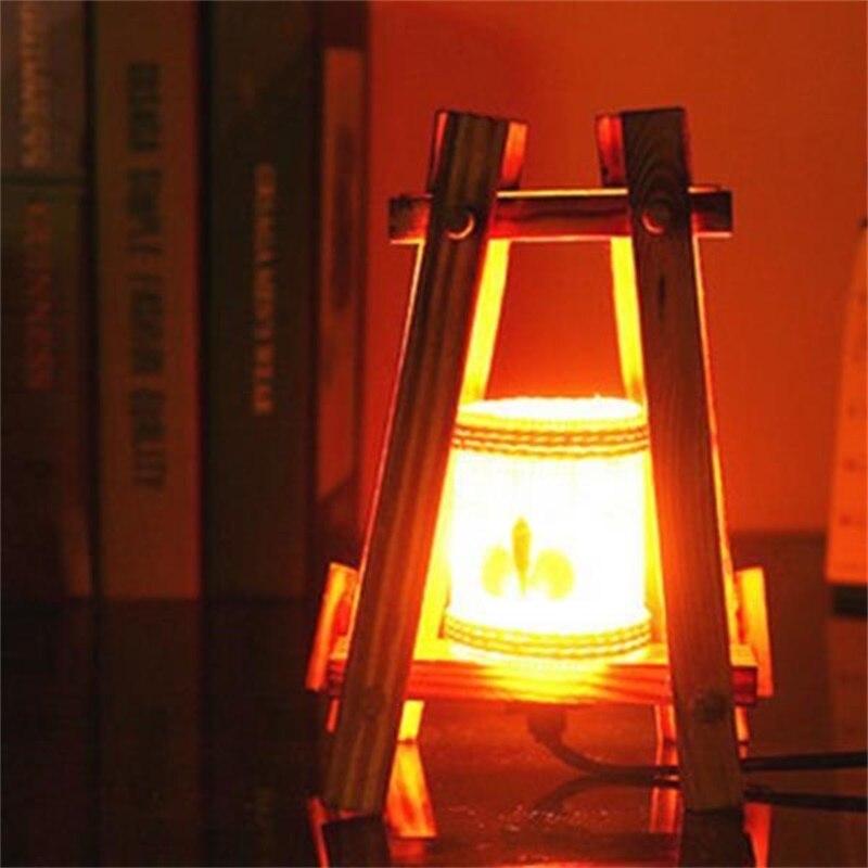 Luzes da Noite de luz luz de leitura Lamparas : Table Lamp
