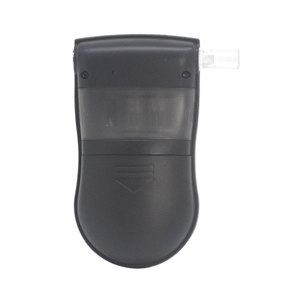 Breathalyzer Tester Test car detector alcoholmeter Police Digital Alcohol Breath Analyzer Detector 818s