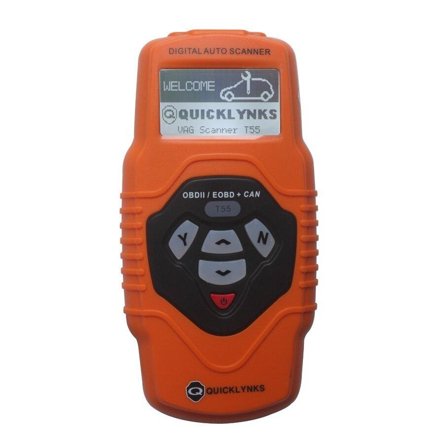 Obdii OBD2 Auto Scanner Lettore di T55 per Le Automobili E Autocarri Leggeri Dal 1990 Supporto Multilingue 78 Sistemi di Strumento di Diagnostica - 2