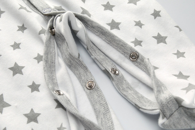 Baby Rompers | From The Autumn Collections | The Grey Stars