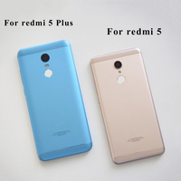 For Xiaomi Red Mi Redmi 5 5Plus 5 Five 5 Plus Spare Parts Back Battery Cover