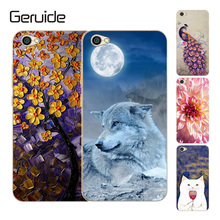 Geruide Xiaomi Redmi Note 5A Case Cover, Fashionable Soft TPU Silicone Back Cover Cases For Redmi note5a 5.5″ Cell Phone Cases