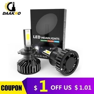 Image 1 - F2 Led Auto Koplamp Led Lamp 9006 HB4 H1 9005 H10 HB3 H4 9003 HB2 H8 H9 H11 H7 4000lm auto Lampen Mistlampen Canbus Dropshipping