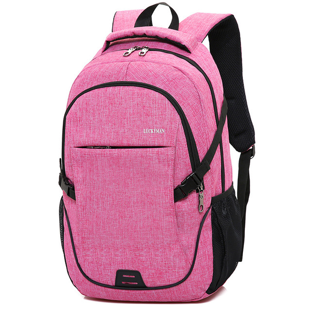 a5967d9b837c Nylon Large capacity school bags for Teenagers boys and girls Business  laptop men backpacks Waterproof children backpack
