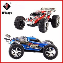 WLtoys WL 2019 WL2019 5 Speed Gears Remote Control Monster Truck Toy RC Car Motor Electric Off Road Drift Car Kart Mode цена