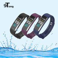9Tong T8 Smart Watch Blood Pressure Heart Rate Monitor Fitness Bracelet Android IOS Smartband Bluetooth Photo