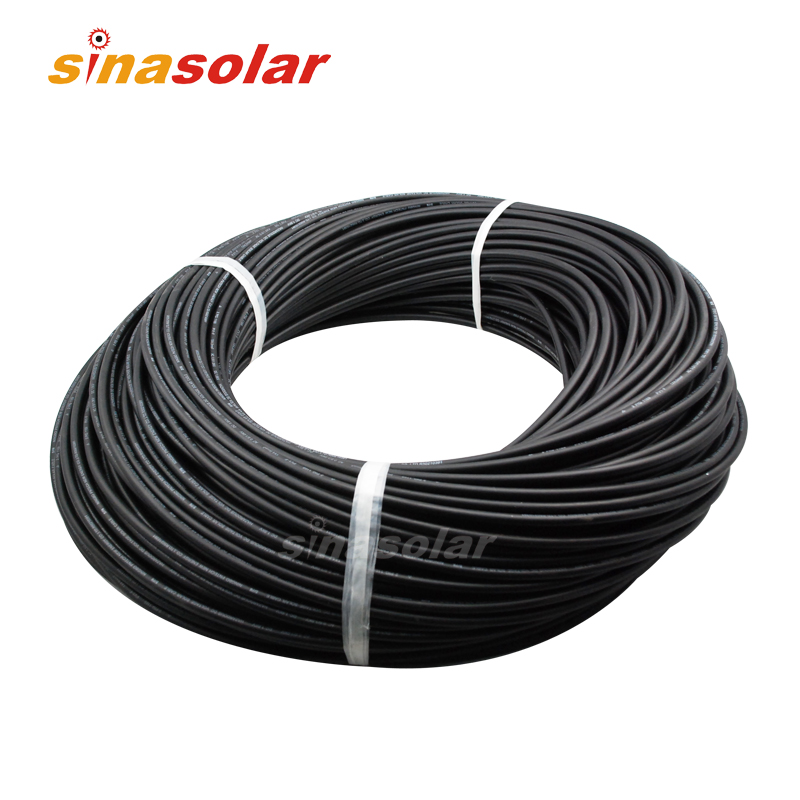 High Quality 2 5mm 14awg Solar Cable Pv Cabel With Tuv Ul
