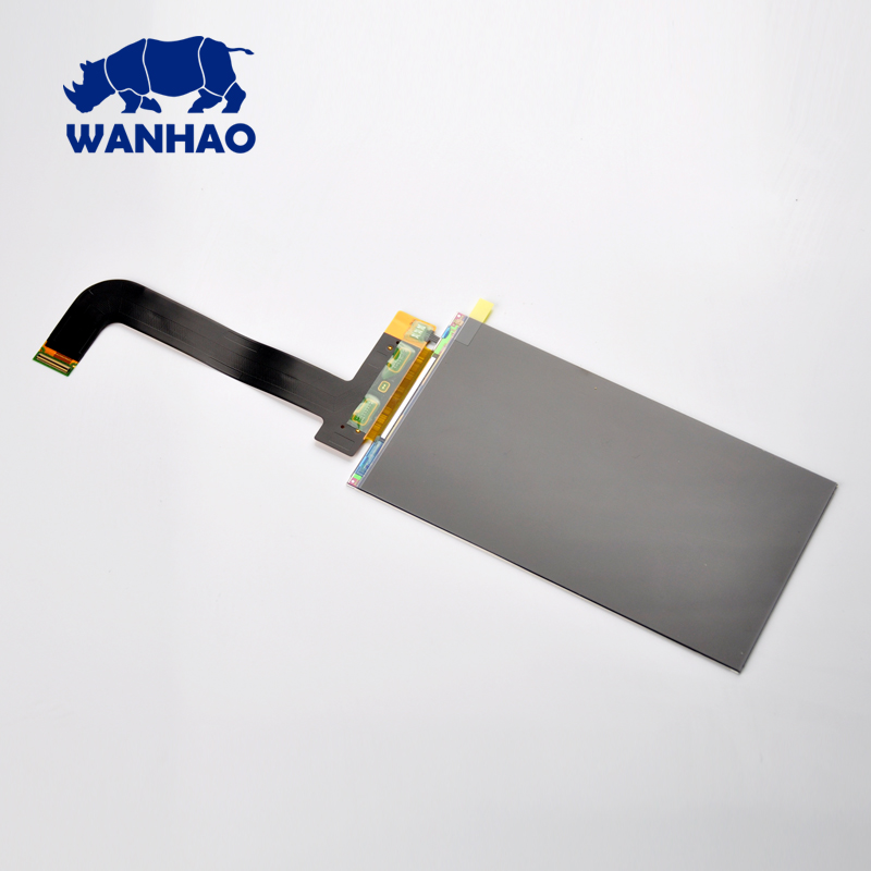 Original WANHAO 3D Printer Spare Parts Wanhao D7 LCD цена