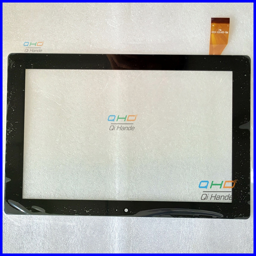 Free shipping New For 10.1'' inch Tablet PC handwriting screen Wexler TAB i10 16Gb Touch screen digitizer panel Repair witblue new touch screen for 10 1 wexler tab i10 tablet touch panel digitizer glass sensor replacement free shipping