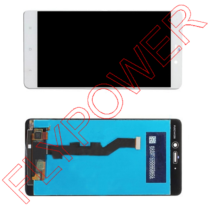 For Xiaomi Mi Note Pro 5.7'' 2560X1440 LCD Display +Digitizer touch Screen Assembly by Free Shipping