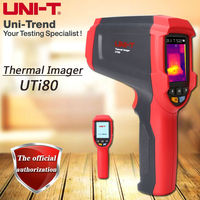 UNI T UTi80 Infrared Thermal Imaging Thermometer / Dual Laser Point / Range 30C to 400C
