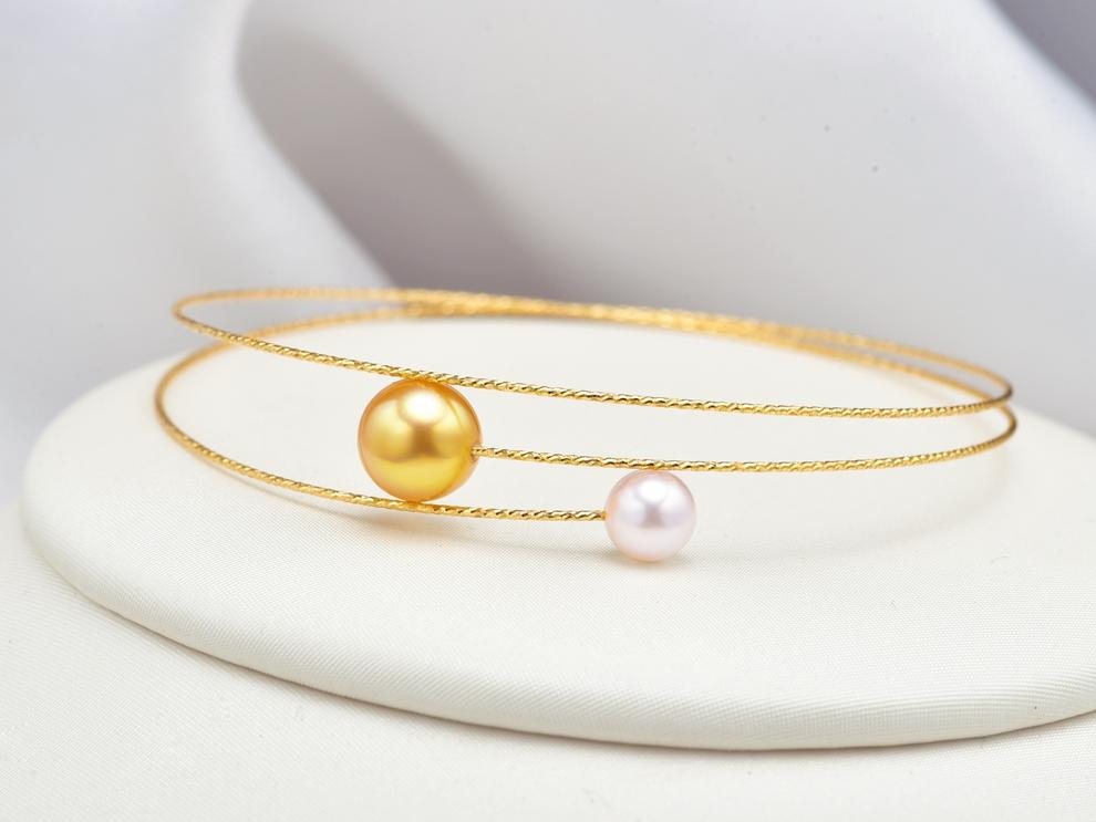 double pearl bracelet (1)