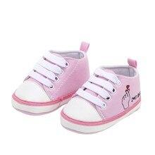 2018 Baby Boy Girl Toddler The First Walker Shoes Children L