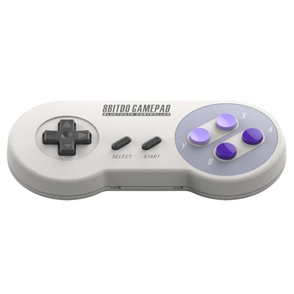 aliexpress com buy high quality 8bitdo snes30 bluetooth wireless aliexpress com buy high quality 8bitdo snes30 bluetooth wireless gamepad pro game controller design programmable key for ios android pc mac linux from