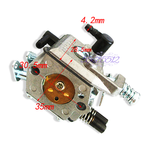 Carburetor Carb For Chainsaw 5200 4500 5800 52CC 45CC 58CC Sanli Plantiflex
