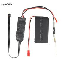 QIACHIP Mini Wifi Camera HD 1080P P2P Camera DIY Module video Sound Recording Motion Detection Security Camcorder DIY Kit H4(China)