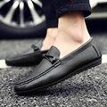 2016 Hot Sapatos Flats Homens Verão Homem das Sapatas de Lona Moda Sneake Casuais Mocassins Homens Deslizar Sobre sapatos Zapatos Hombre