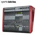 3600 W Versterker Audio Sound Mixer 12 Channel High Power DJ Mengen Controller met 16 DSP Digitale Effect USB Bluetooth
