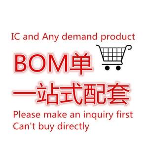 Image 1 - Dolgu taşımacılığı BOM sipariş dolgu fark BOM listesi elektronik bileşenler entegre devre satın alma listesi