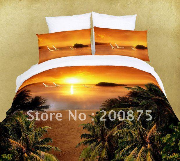 Free Shipping 40s 100 Reactive Egyptian Cotton Sandy