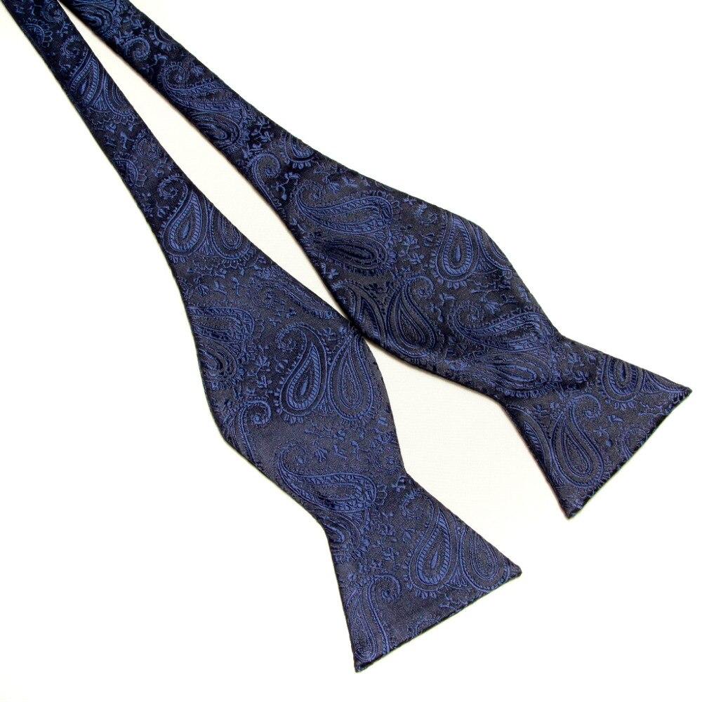 polyesterový vzor módní pánské kravaty motýlek uzel kravata motýl 20 barev