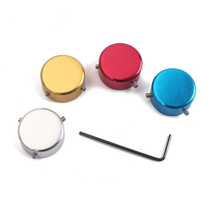 2019 4 Струны для электрогитары эффект нажатия педали ножной колпачки на когти ножного переключателя ручка-ключ Винт