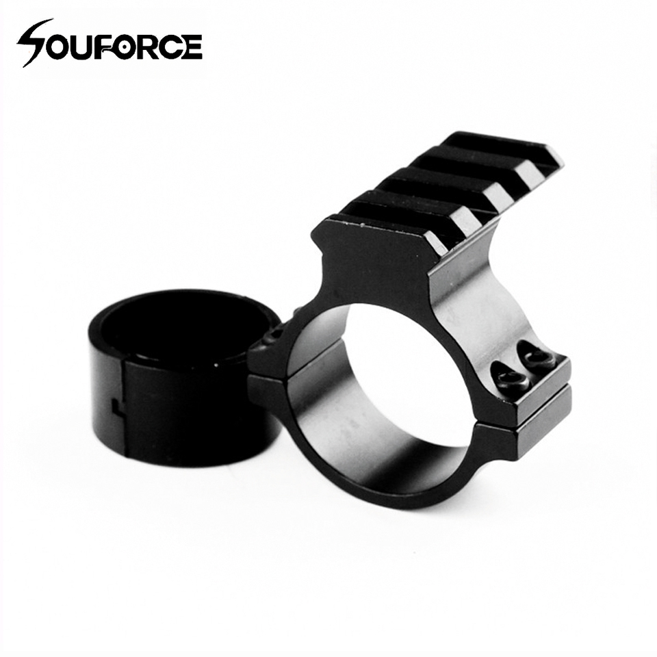 30mm 25mm Ring with Adapter Fit 20mm Weaver Rail Mount for Torch Flashlight Laser Scope Sight Hunting 30mm 25mm Ring with Adapter Fit 20mm Weaver Rail Mount for Torch Flashlight Laser Scope Sight Hunting