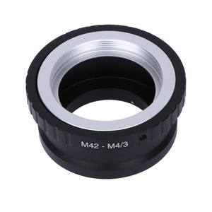 Image 3 - Lens Adapter Ring M42 M4/3 For Takumar M42 Lens and Micro 4/3 M4/3 Mount for Olympus Panasonic M42 M4/3 Adapter Ring Promotion