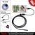 Android USB Endoscopio 6 LED 7mm Lente A Prueba de agua Tubo Boroscopio Cámara de Inspección con 5 M Cable Espejo Gancho Imán