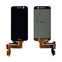 شحن مجاني ل HTC 10 واحد M10 2PS6500 (سبرينت) محول الأرقام بشاشة تعمل بلمس شاشة الكريستال السائل الجمعية لوحة الهاتف استبدال أجزاء