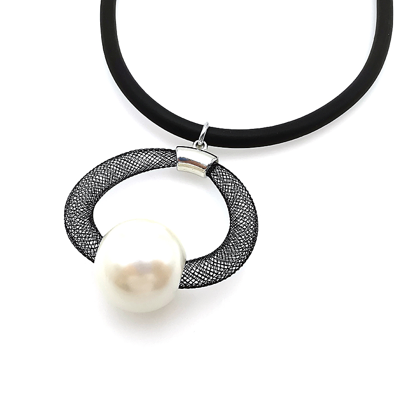 Купить с кэшбэком YD&YBDZ Collar Necklace For Women Pearl Pendant Necklace New Simple Jewelry Vintage Style Fashion Dress Punk Accessories Jewelry