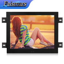 "M150-ER/Faismars 15 inch Embedded Frame Resistive Touch Screen LCD Display With HDMI Port 15"" Industrial Monitor Touch Monitors"