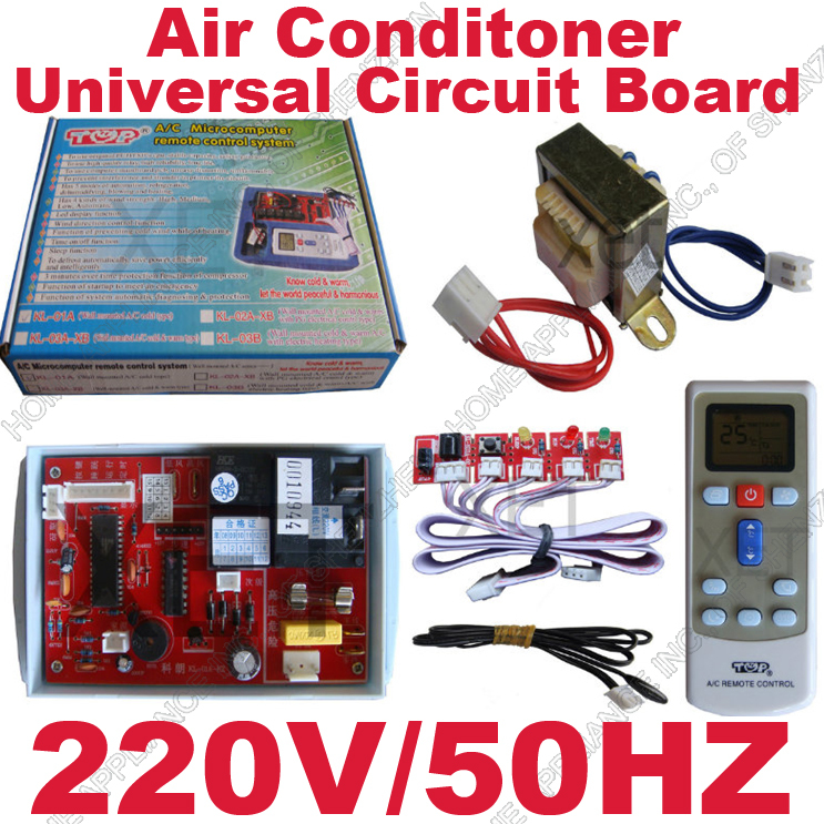 1pieces lot universal air conditioner circuit board kl. Black Bedroom Furniture Sets. Home Design Ideas