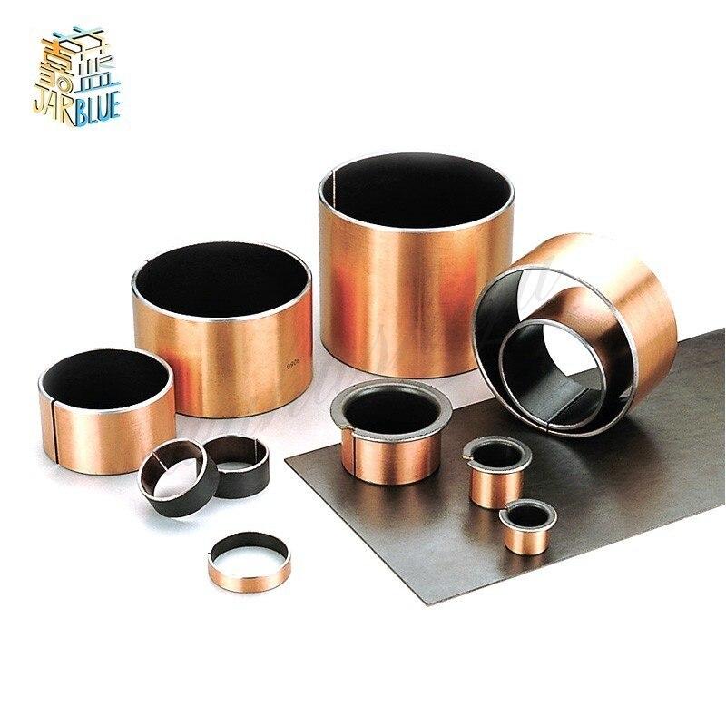 4//5//6//8mm Self-Lubricating Bearing Sleeve Sintered Bronze Bushing For 3D Printer