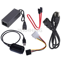 1 Set USB 2 0 To IDE SATA S ATA 2 5 3 5 HD HDD