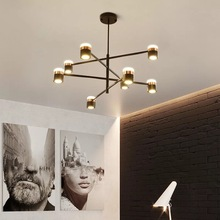 Modern Fashion Living Room Led Chandeliers For Bedroom Dning Sala Home Chandelier Ceiling Fixtures Pendant Lamp