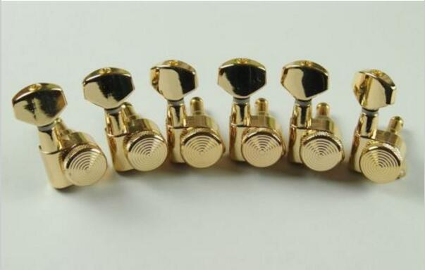 lock wilkinson 6r gold guitar locking tuners jn 07 in guitar parts accessories from sports. Black Bedroom Furniture Sets. Home Design Ideas