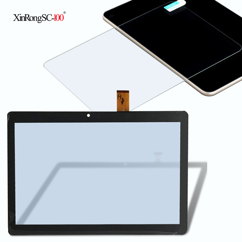 10.1 touch screen panel Digitizer for DIGMA PLANE 1710T 4G PS1092ML/1601 3G PS1060MG/1550S 3G PS1163MG/1104S 3G TS1087MG Tablet for digma optima 1104s 3g ts1087mg 10 1 inch new touch screen panel digitizer sensor repair replacement tempered protector film