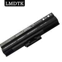 Wholesale New 6cells Laptop Battery FOR SONY VAIO VGN VPC VGN FW VGN SR SERIES VGP