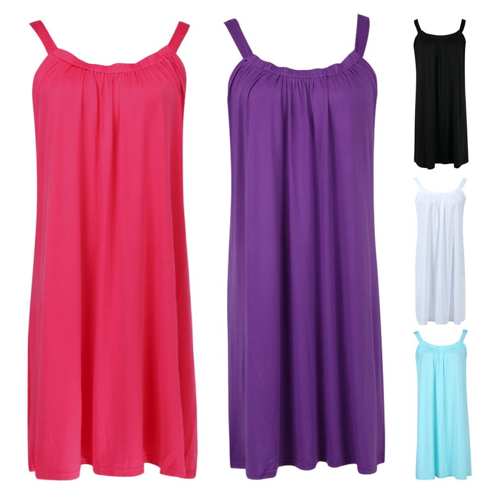 Women Sexy Summer Beachwear Sleeveless Evening Party Beach Dress Short Mini Dress Swim Cover up Beachwear Swimwear Dress 5