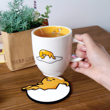 3224cm silicone lovely egg shape nonslip heat resistant mat coaster cushion placemat pot holder kitchen accessories cool - Cool Coasters