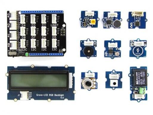Capteurs tactiles de livraison rapide, création d'effets sonores bosquet-Kit de démarrage pour Kit de démarrage de capteur arduino