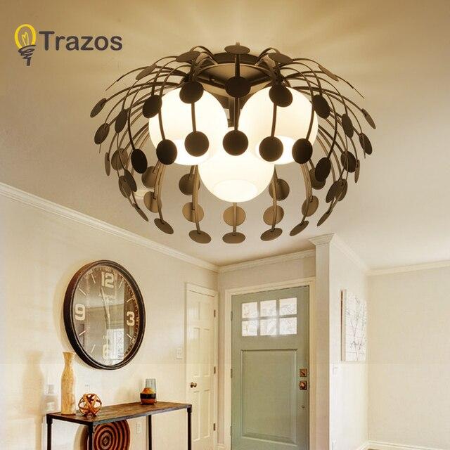 Moderne LED SimpleCeiling Lights Lamp Voor Woonkamer Lustre Plafond ...