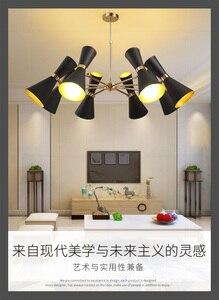 Image 3 - Moderna Lampada a sospensione interna In Alluminio Luci del Bagno di Luce Lampada A Sospensione A Led Sala da pranzo Lampada Da Comodino luce del pendente
