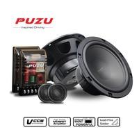 High power ouput 180Watts 6.5 Car audio speakers component tweeter mid range bass universal car sound upgrade speakers